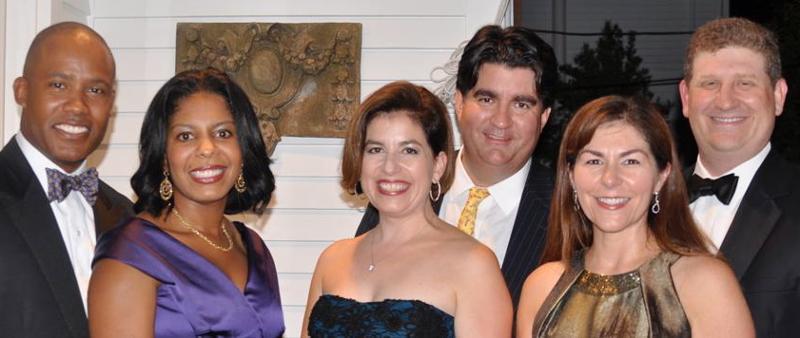 Kenneth & Renni, Mindy, Mark V., Jonathan & Holly F.