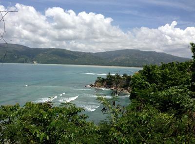 The Coast at Jacmel
