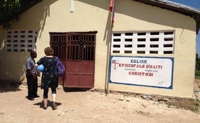 Pere Wildane's Church in Jacmel