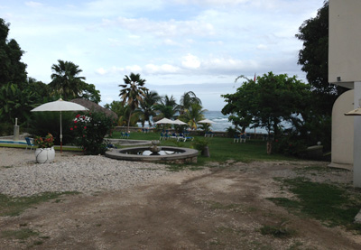 Beach and Lawn Hotel Kabic