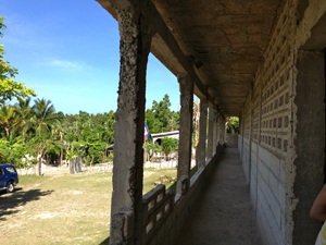 Pre-Earthquake School in Jacmel