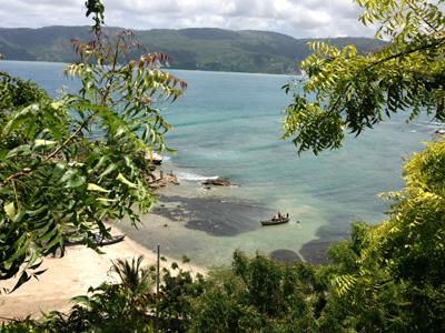 The Coast of Jacmel