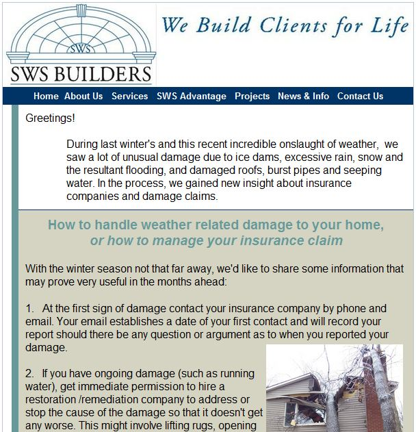 SWS Email Image