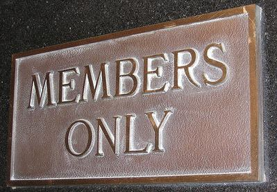 Members only by sinekpartners