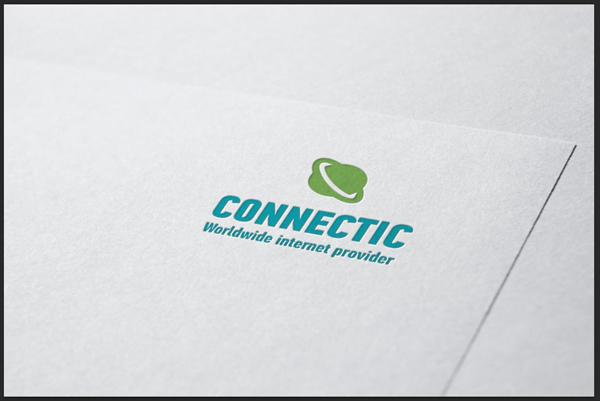Printed marketing envelope