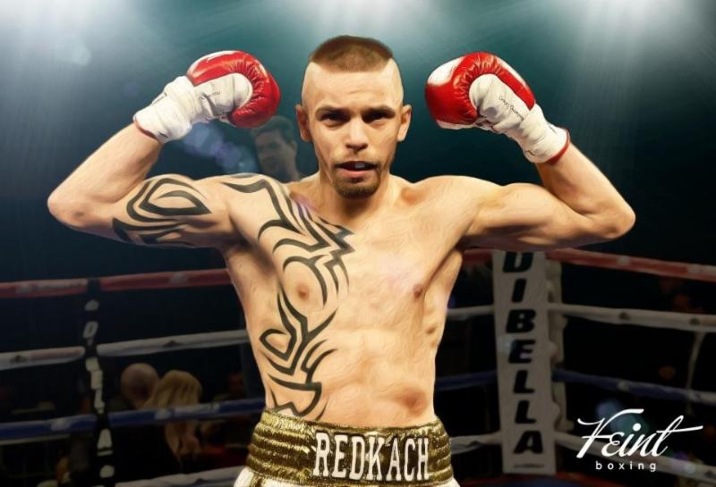 Undefeated lightweight prospect Ivan Redkach following American dream ShoBox debut Jan. 17 vs. Tony Luis