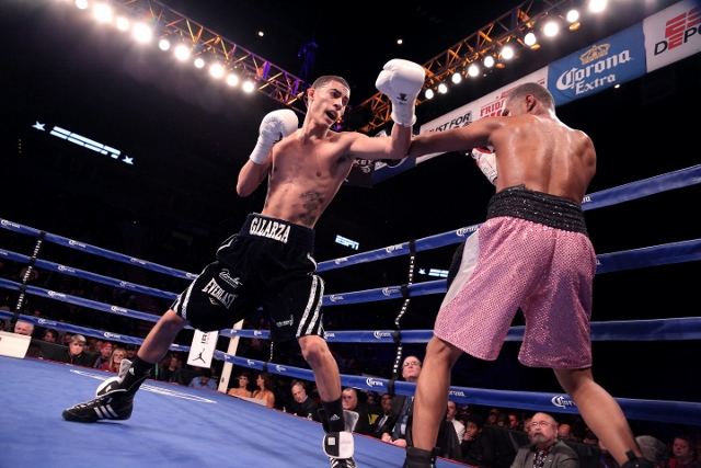Mike Tyson protege Dennis Galarza making smooth transition to pros