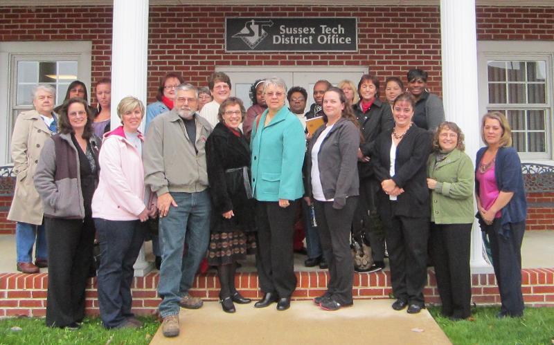 Sussex SCCCA Members Dec 2012