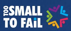 too small logo