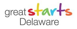 Great Start Delaware Logo