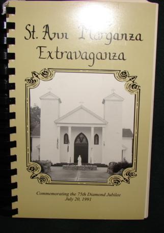 Morganza St. Ann Cookbook
