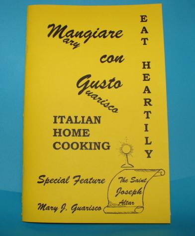 Italian Cookbook Photo
