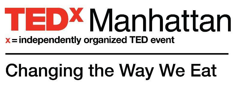 TEDx Manhattan Logo - Final