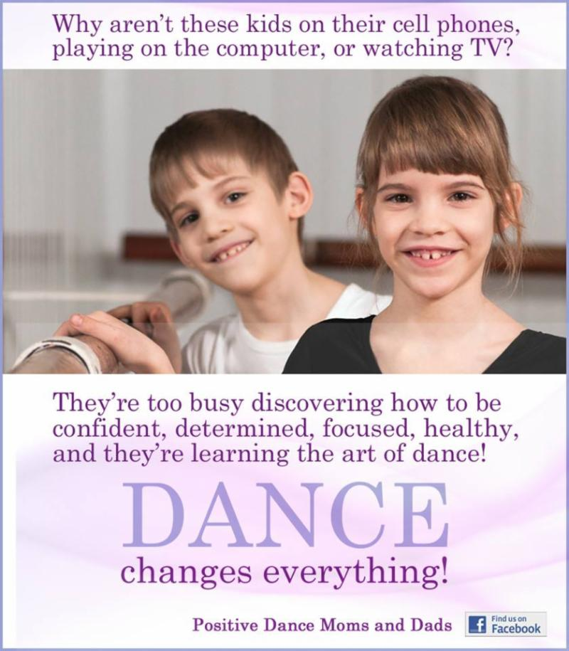 Dance Changes Everything
