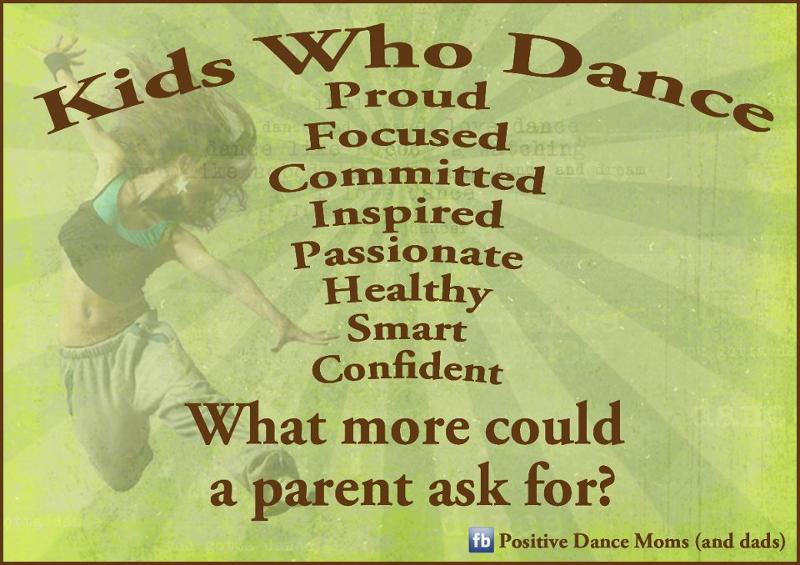 kids who dance