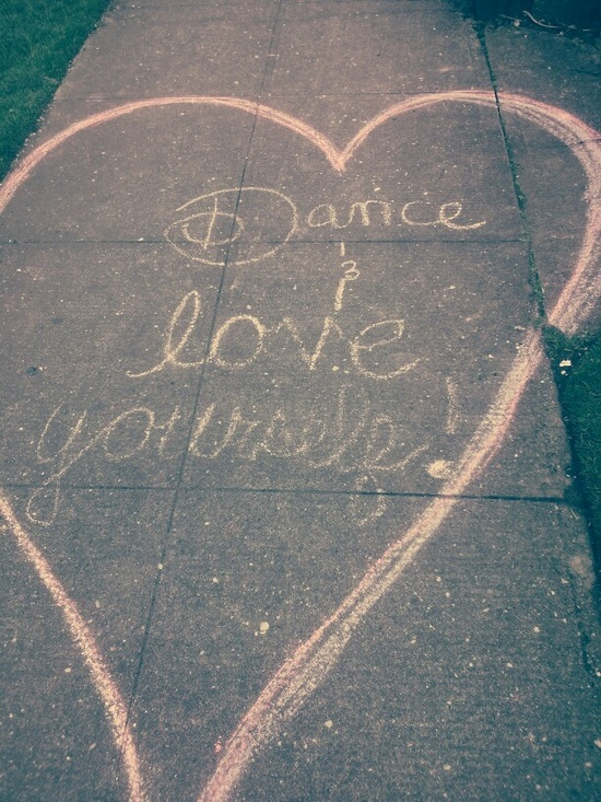 Dance and Love Yourself