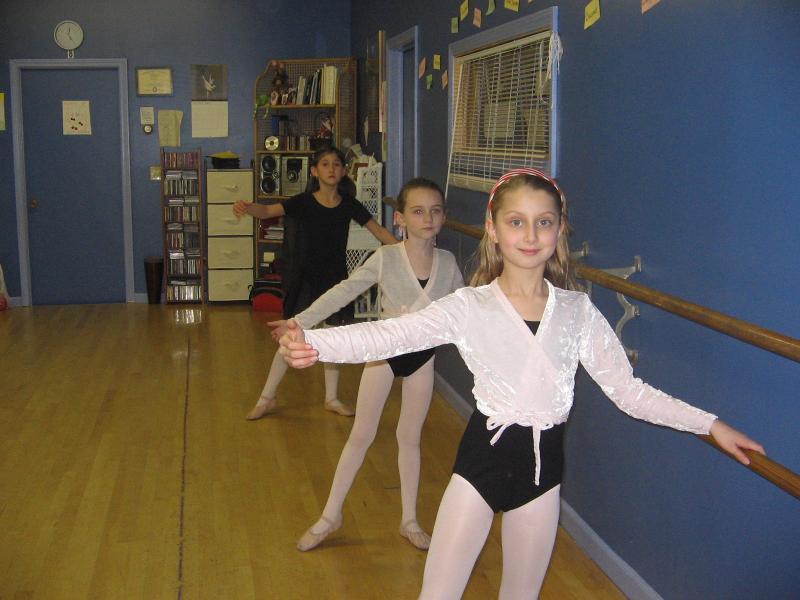Dance Corner Ballet Students