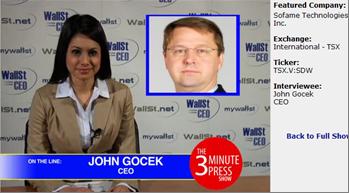 3-Minute Interview