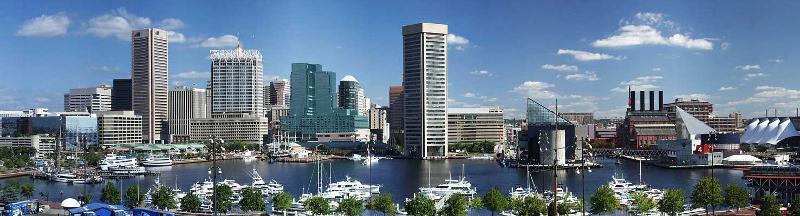Baltimore Scape