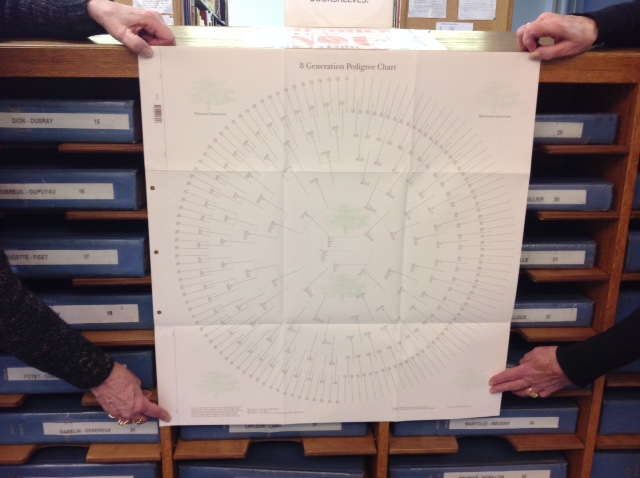 8 Gen Circle Chart