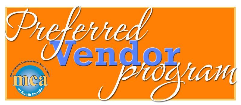 Preferred Vendor Program