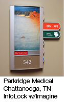 Parkridge Medical, Infolock w/Imagine