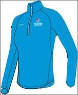 Nike Dryfit Olympic Training Center Top