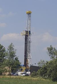 Fracking Column