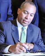 Gov Patrick bill signing