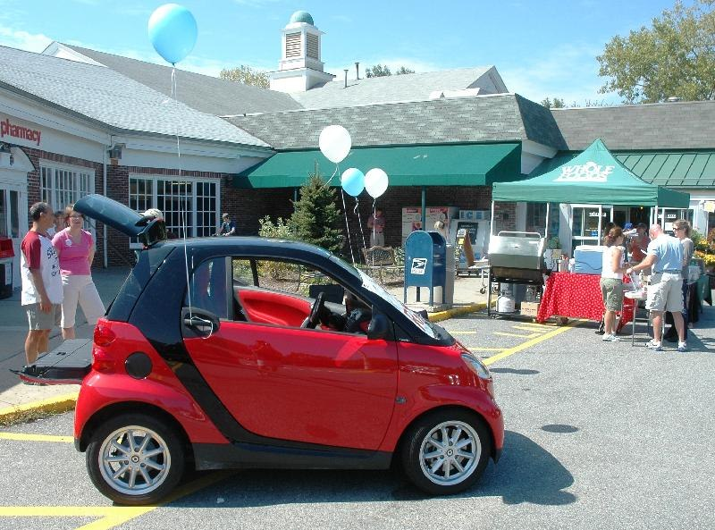 Whole Foods Smart Car Raffle