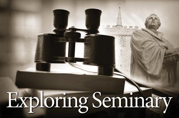 Exploring Seminary