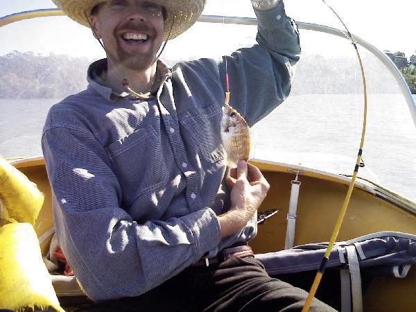 Cody Fishing