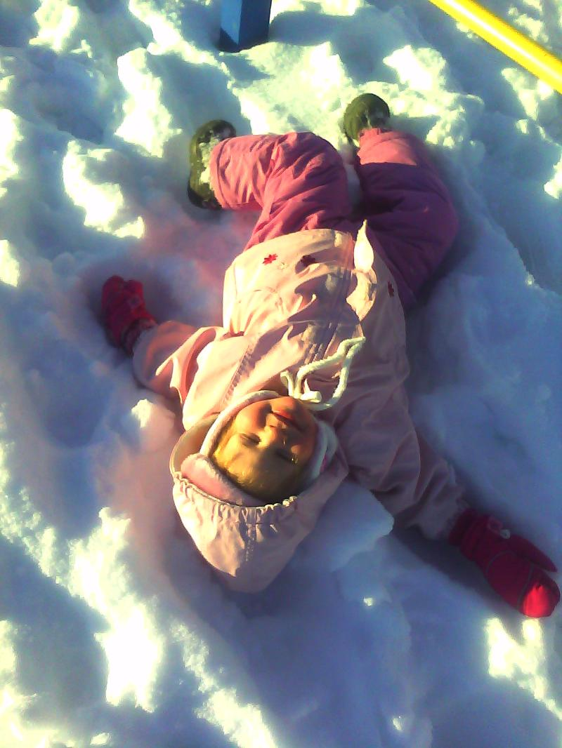Abigail Snow Angel