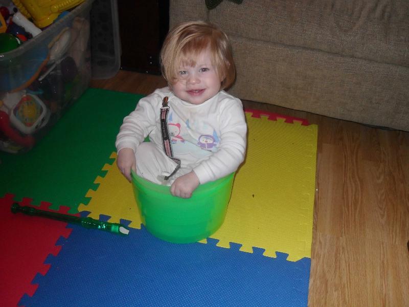 Abigial bucket