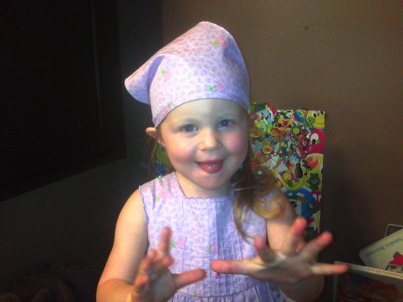Abigail June 2011