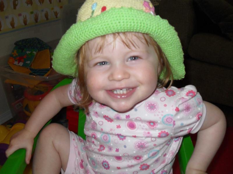 Abigail June 2010