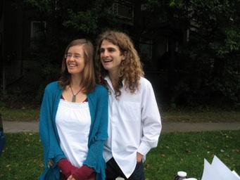 Matt & Angela Monarch