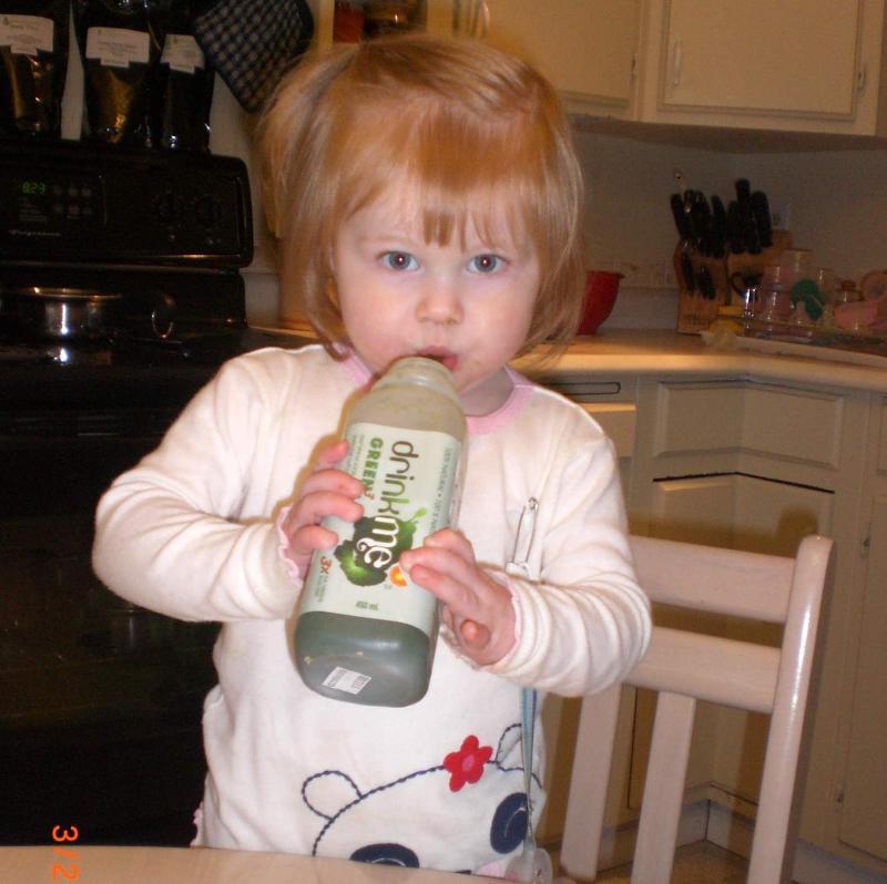 Abigail Drink Me