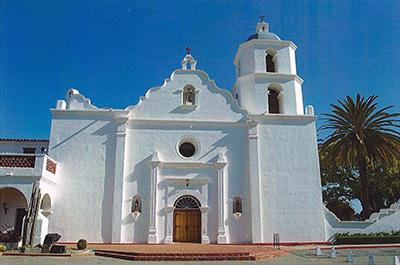 San Luis Rey Front