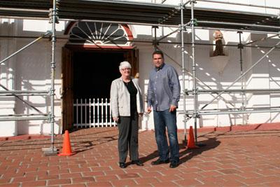 San Luis Rey David Bolton and Kathleen Flanagan