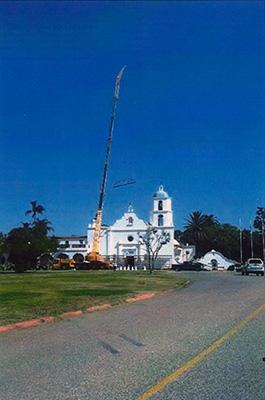 San Luis Rey Crane