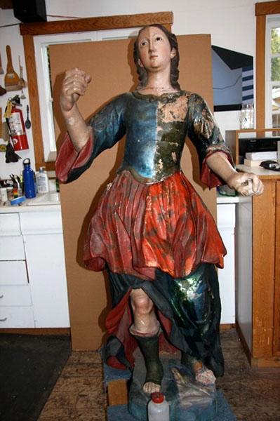 San_Miguel Statue 03