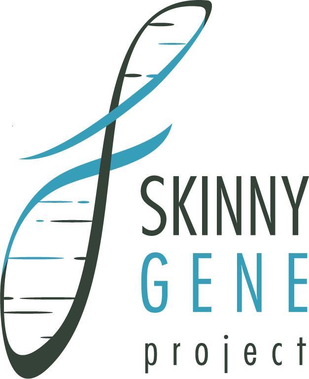 skinny gene logo