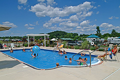 Buttonwood Campground Pool