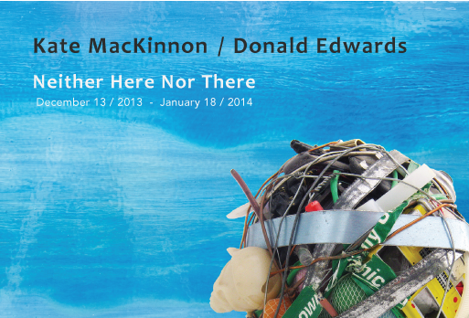 Donald Edwards Kate MacKinnon Neither Here Nor There at Creative Alliance
