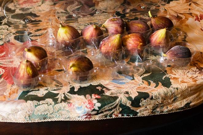 Jenee Mateer, Figs, archival pigment print on ultra fine art paper, 26.5 x 35 in (framed)