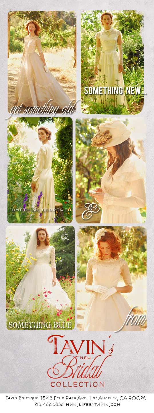 Tavin  Bridal Collection