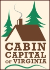Cabin Capital of Virginia!