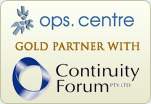 Continuity Forum Gold Partner