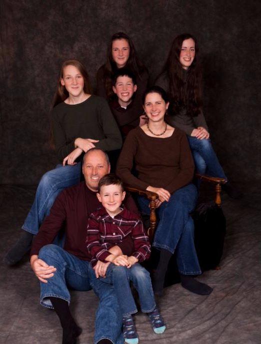 Family Picture Dec 2015